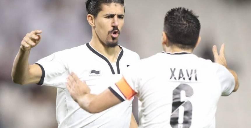 """بالفيديو: السد """"تشابي وفيريرا"""" إلى نهائي كأس أمير قطر"""