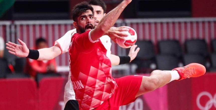 البحرين تسقط اليابان وتشعل مجموعة مصر في كرة اليد بأولمبياد طوكيو