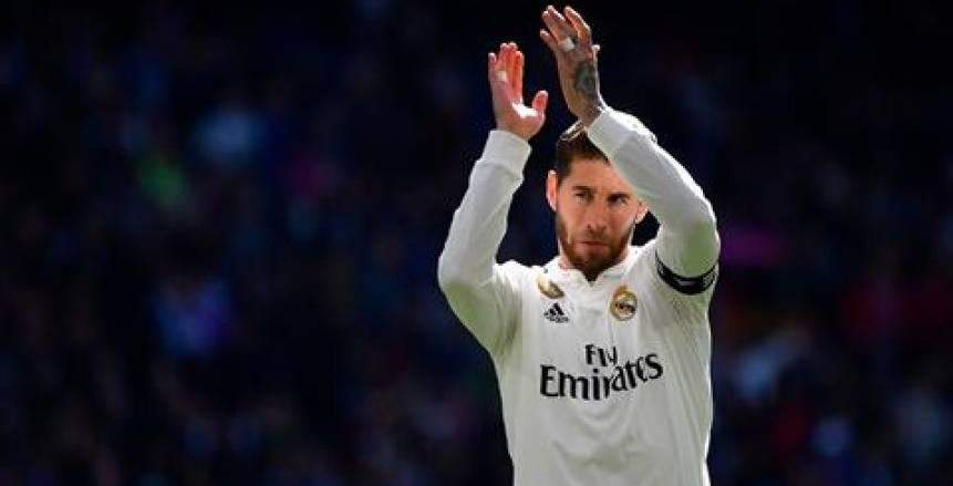 سيرجيو راموس يفكر في الرحيل عن ريال مدريد