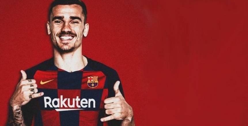 جريزمان: جميع لاعبي برشلونة رحبوا بي باستثناء ميسي.. وعودة نيمار لم تطرح
