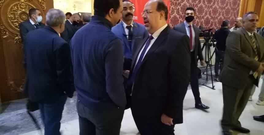 """أحمد مرتضى بعد رفض تواجده في """"عمومية الجبلاية"""": أنا ملتزم الهدوء"""