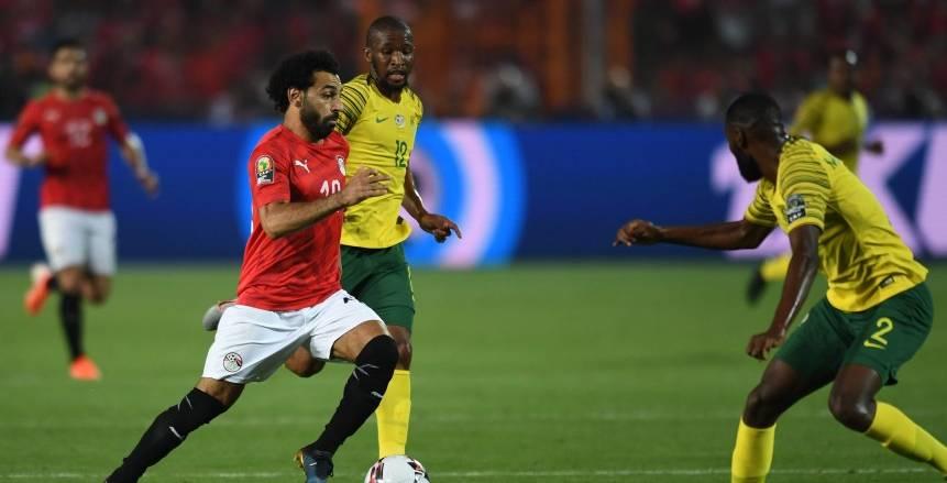 مواجهات دور الـ16.. مباراة مصر وجنوب أفريقيا