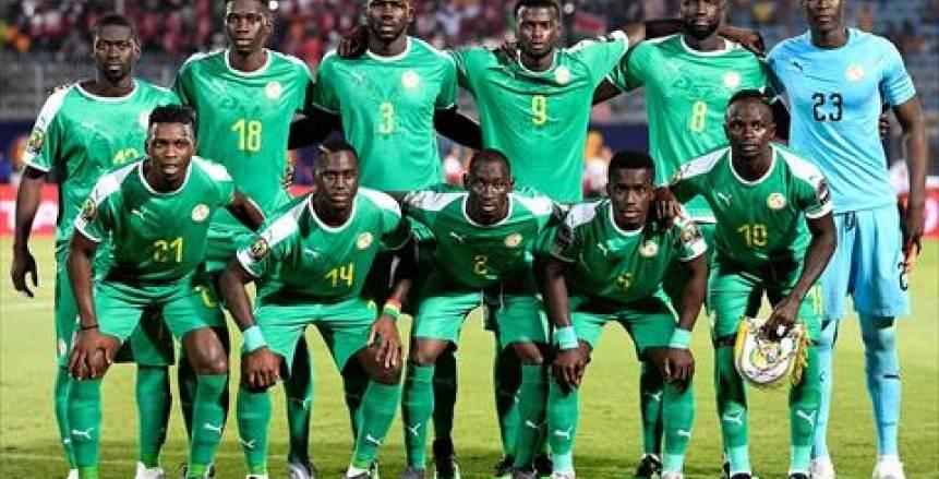 الهدوء يسود فندق إقامة منتخب السنغال