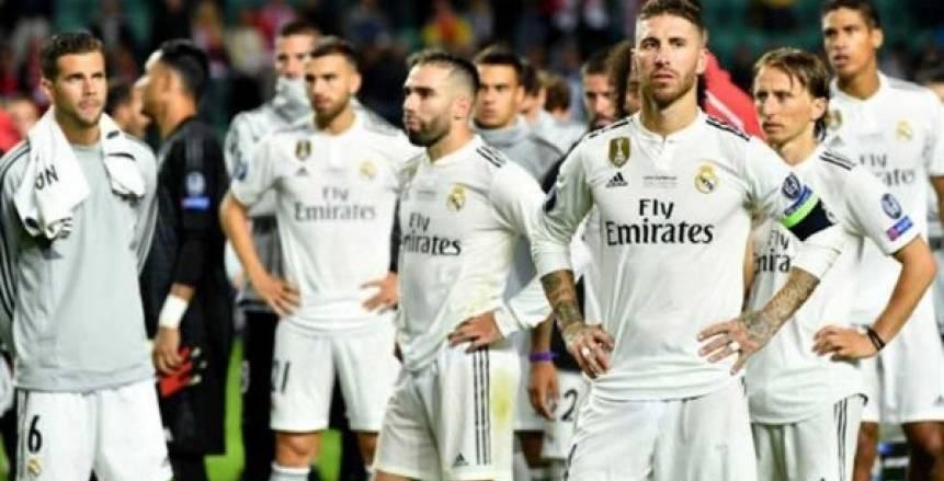 يوفنتوس يستهدف ضم لاعب وسط ريال مدريد الصيف المقبل