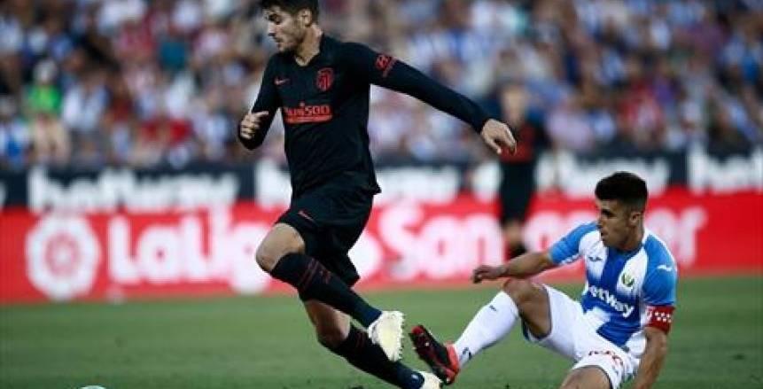 بالفيديو.. أتليتكو مدريد يسقط ليجانيس في عقر داره بالدوري الإسباني