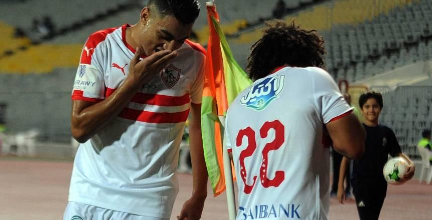 مهاجم منتخب مصر ينتظر مباراة السوبر للإعلان عن نفسه