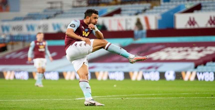تريزيجيه يتألق ويسجل هدفين في فوز أستون فيلا بثلاثية ضد فولهام «فيديو»