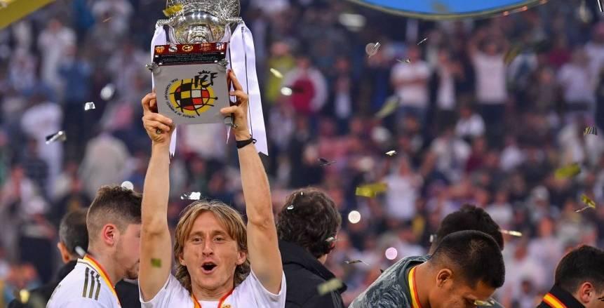 ريال مدريد وأتلتيكو  في نهائي السوبر الإسباني
