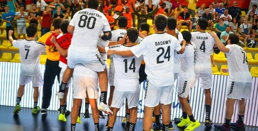 عاجل.. عملوها الرجالة.. منتخب مصر بطلا لكأس العالم لناشئي اليد على حساب ألمانيا