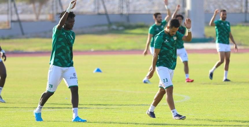 المصري يضع لاعبيه على الميزان بعد إجازة العيد ويهدد بفرض عقوبات