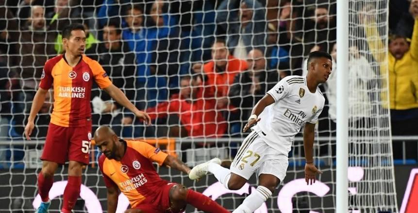 ريال مدريد يكتسح جالطة سراي بسداسية في دوري أبطال أوروبا