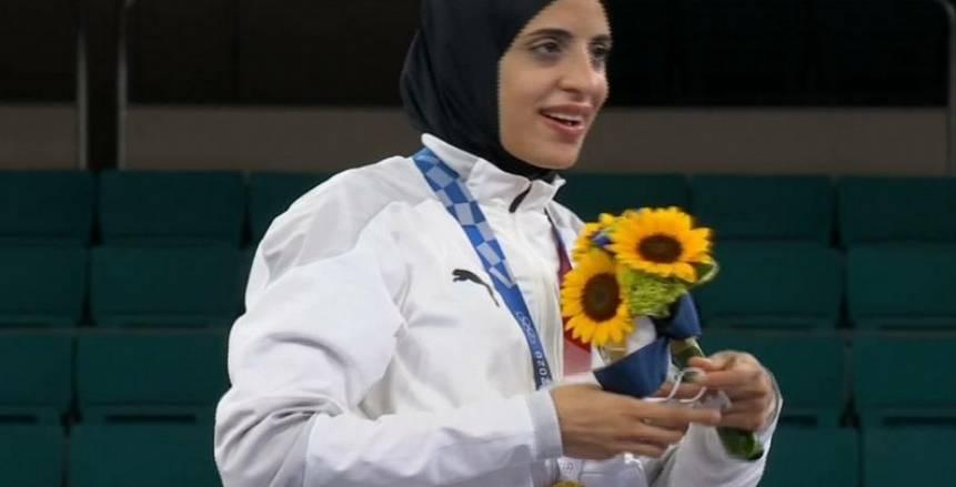 الزمالك يكرم أبطال مصر في أولمبياد طوكيو 2020.. على رأسهم فريال أشرف