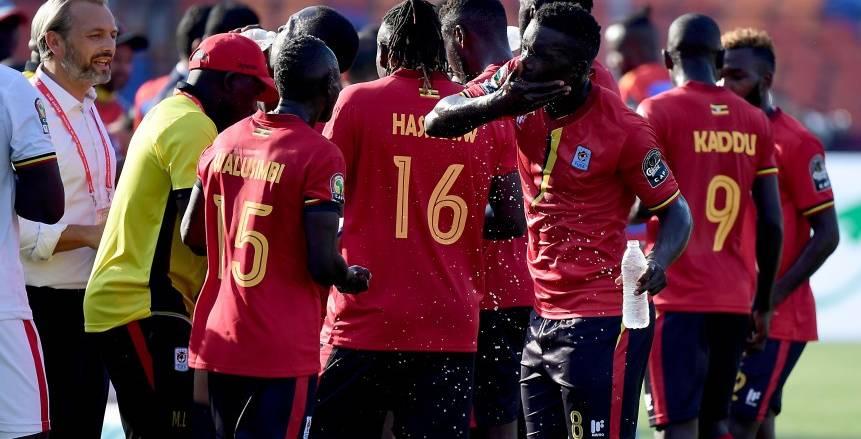 كأس الأمم الأفريقية| منتخب أوغندا يسجل الهدف الأول في شباك زيمبابوي