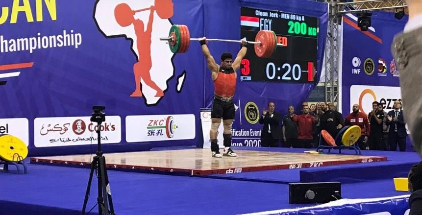 منتخب رفع الأثقال في المغرب 22 أغسطس للمشاركة بدورة الألعاب الأفريقية