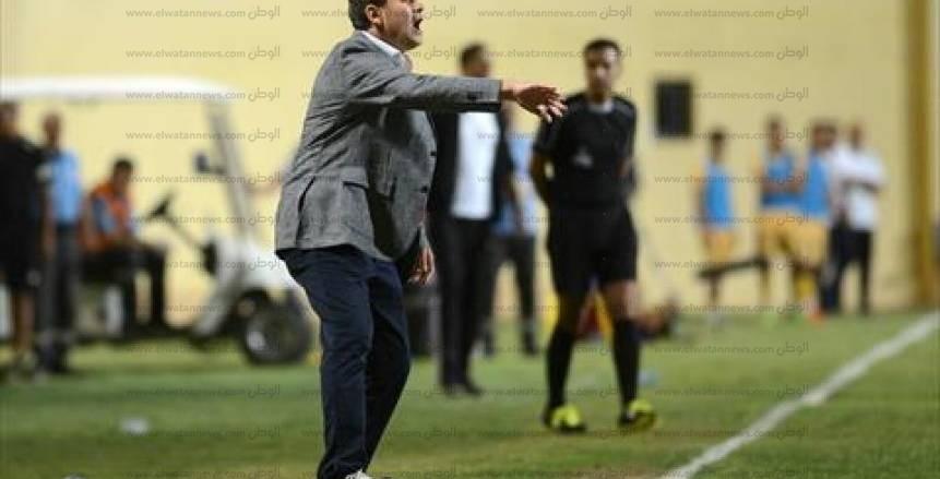 خالد جلال يطمئن على إصابات لاعبي الزمالك