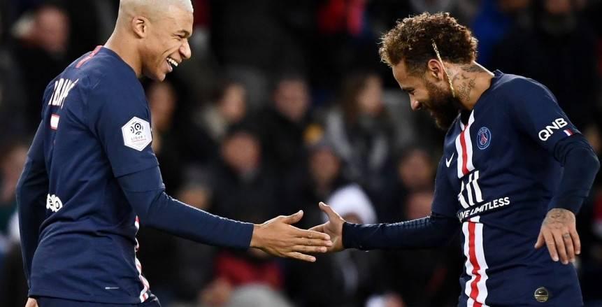 باريس سان جيرمان يتسعيد نيمار قبل موقعة بايرن ميونيخ في دوري الأبطال