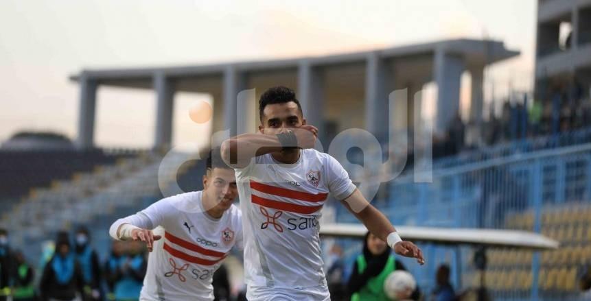 بث مباشر لمباراة الزمالك وغزل المحلة اليوم 2-2-2021 في الدوري المصري