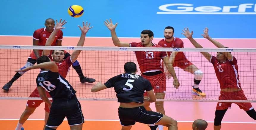 تونس تحقق فوزها الأول في كأس العالم للكرة الطائرة على حساب منتخب مصر