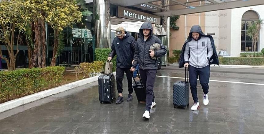 بعثة الأهلي تتوجه لمطار «هواري بومدين» بالجزائر في طريق عودتها للقاهرة