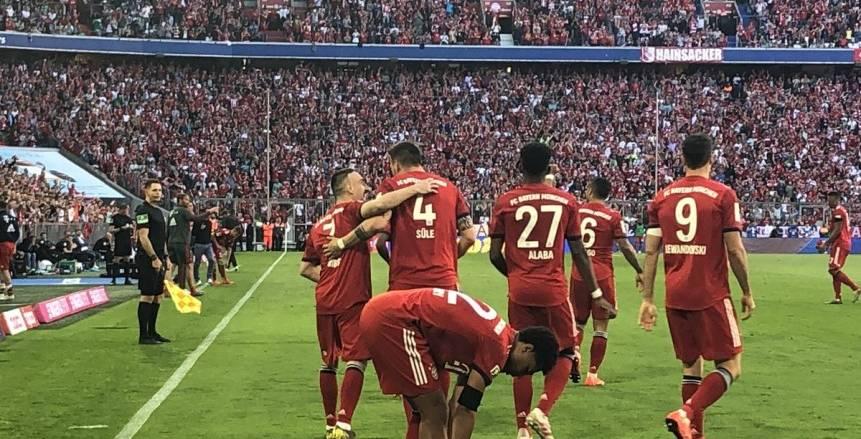 بالفيديو.. بايرن ميونخ يُعزز موقعه في صدارة الدوري الألماني بعد تخطيه عقبة بريمن