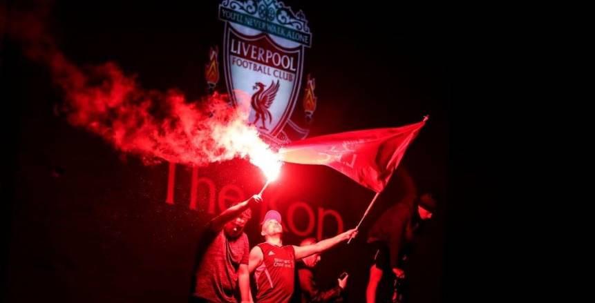 ليفربول يرحب بعودة الجمهور للدوري الإنجليزي: افتقدناكم في أنفيلد