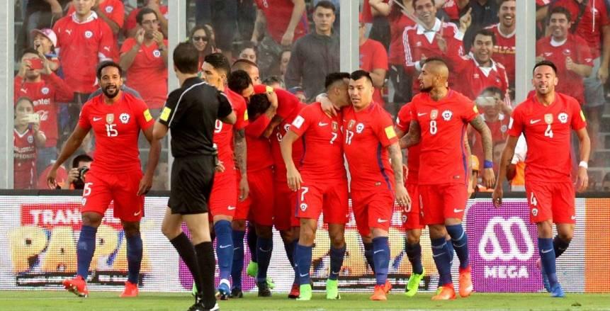 """كوبا أمريكا.. """"فيدال وسانشيز"""" يقودان تشيلي أمام اليابان"""