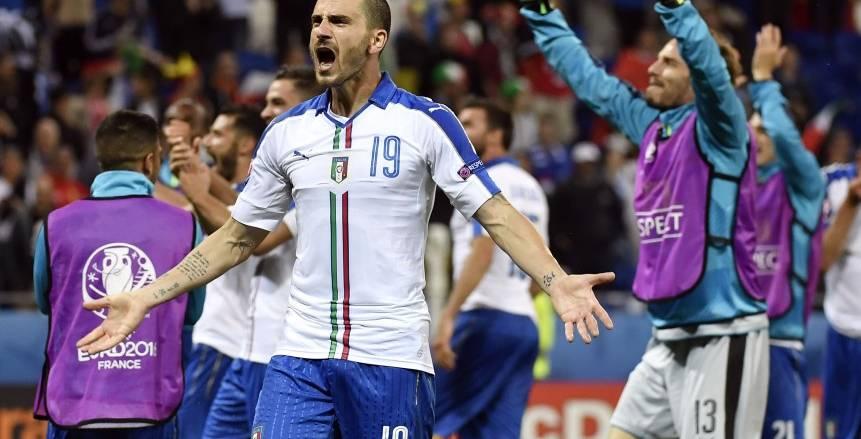 جوائز يورو 2020 الفردية: دوناروما وبونوتشي الأفضل.. ورونالدو في الصورة