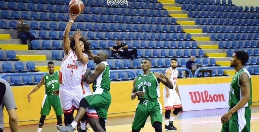 المنتخب البحريني يفوز على السعودية بـ «البطولة العربية» لمنتخبات السلة