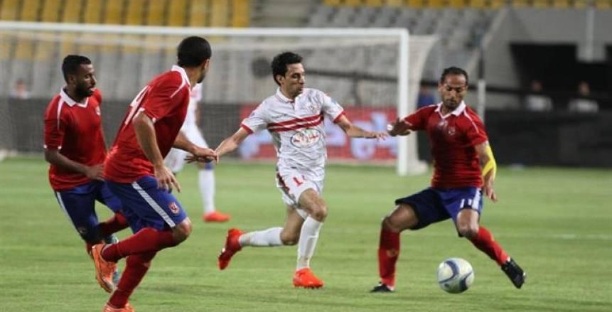 الدوري المصري في المرتبة الثالثة بقائمة أفضل الدوريات العربية لعام 2018