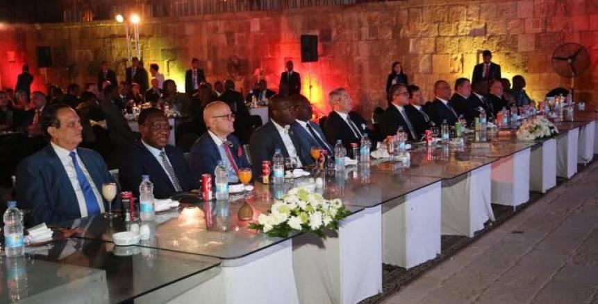 """""""الشباب والرياضة"""" تقيم احتفالية للوزراء والسفراء الأفارقة على هامش أمم أفريقيا"""