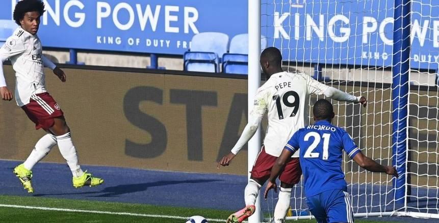 أرسنال يقسو على ليستر سيتي بثلاثية في الدوري الإنجليزي «فيديو»