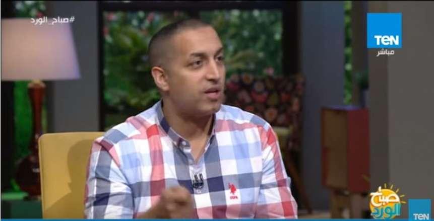 إيهاب الخطيب: كرة اليد هي الشخصية الرياضية الحقيقية لمصر