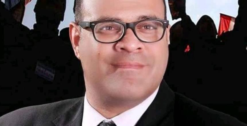 عودة محمد نصر لعمومية نادي الداخلية