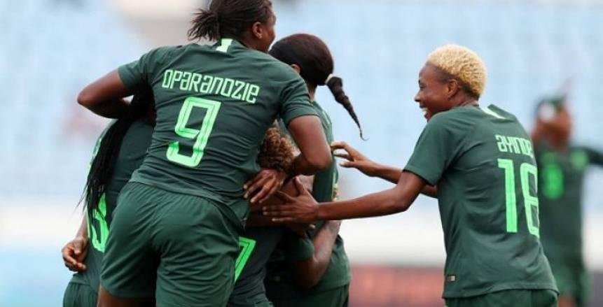 جوائز كاف  منتخب نيجيريا للسيدات الأفضل في عام 2018