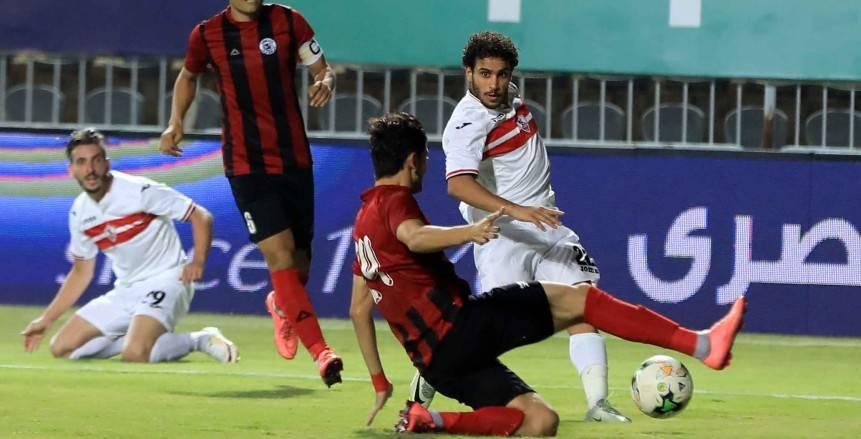عبد الله جمعة: حققنا فوزًا مريحًا.. وسعيد في مركز الظهير الأيمن