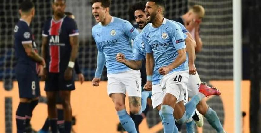 نصف نهائي دوري أبطال أوروبا.. تشكيل مانشستر سيتي وباريس سان جيرمان المتوقع