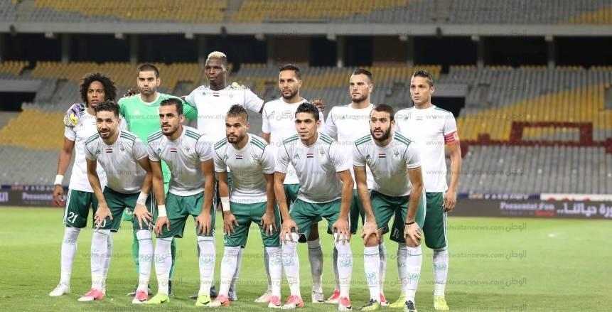 """""""بانسيه"""" يقود هجوم المصري أمام المقاصة"""