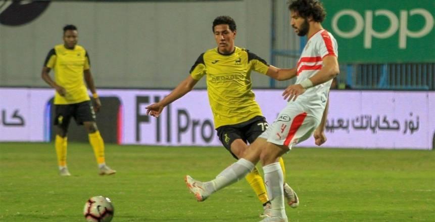 موعد مباراة الزمالك ووادي دجلة اليوم 1-3-2021 في الدوري المصري الممتاز