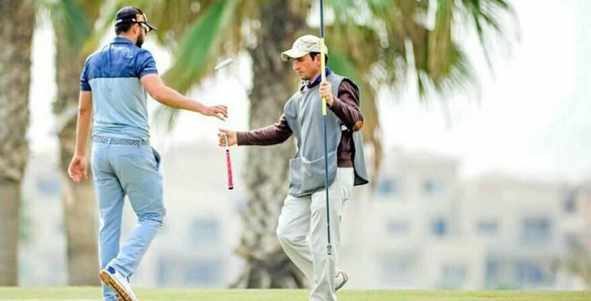 الأسد الانجليزى علي اعتاب التتويج بلقب الجولة الثانية للبحر المتوسط للجولف