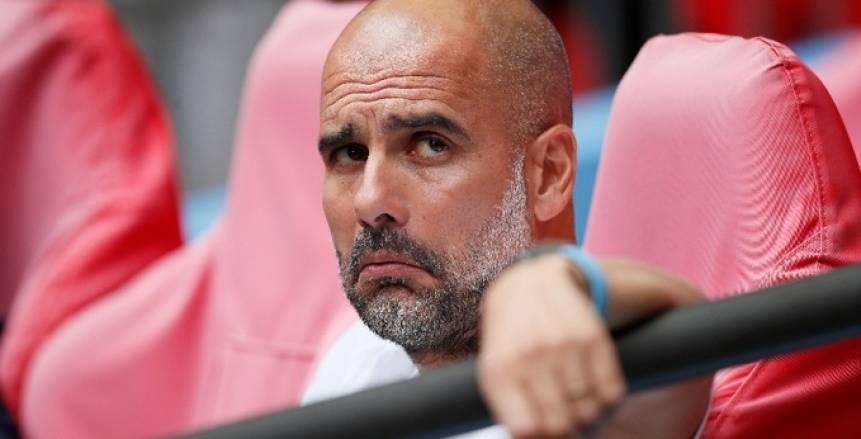 جوارديولا ساخرًا: فارق الـ5 نقاط؟ مبروك لليفربول الدوري الإنجليزي