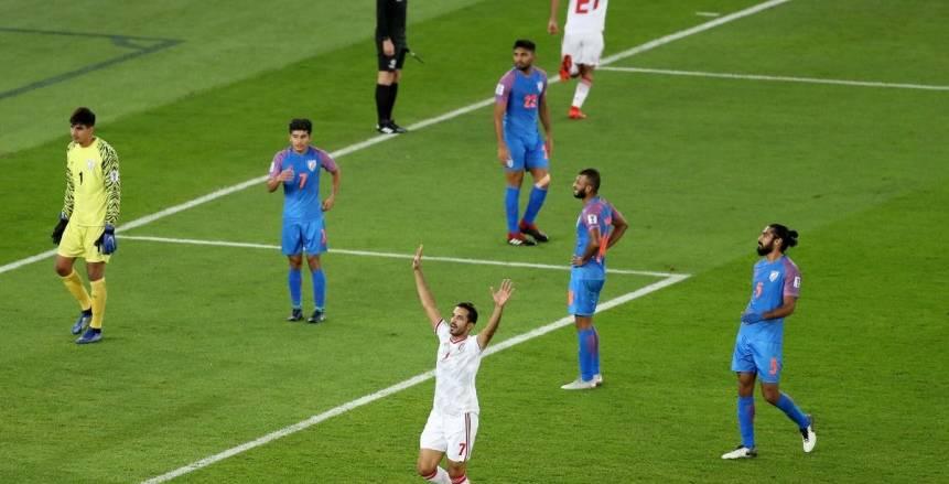 كأس آسيا 2019  بالفيديو.. الإمارات يتخطى الهند بـ «ثنائية»