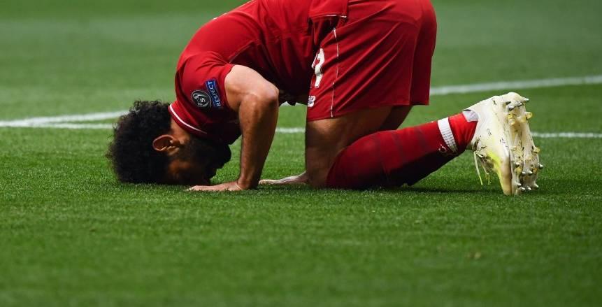 بالفيديو  ليفربول يحتفل بعيد ميلاد محمد صلاح بنشر جميع أهدافه بالموسم الحالي