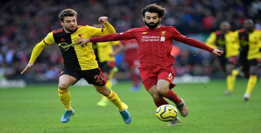 صوت لـ مو محمد صلاح ينافس على أفضل أهداف ليفربول في 2019