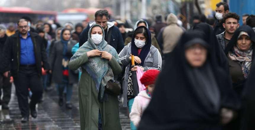 إصابة بطل رمي القرص الإيراني إحسان حدادي بفيروس كورونا