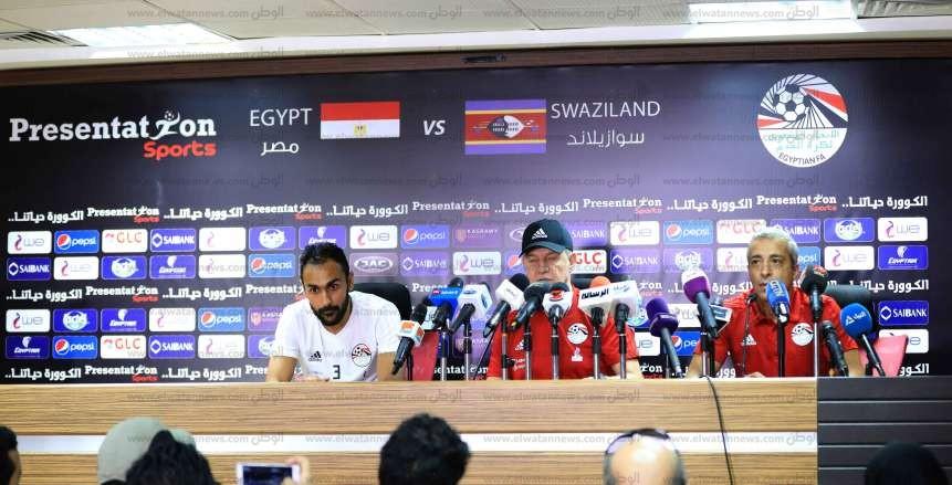 المحمدي: أناشد الجماهير بالحضور المكثف لمباريات المنتخب في أمم أفريقيا
