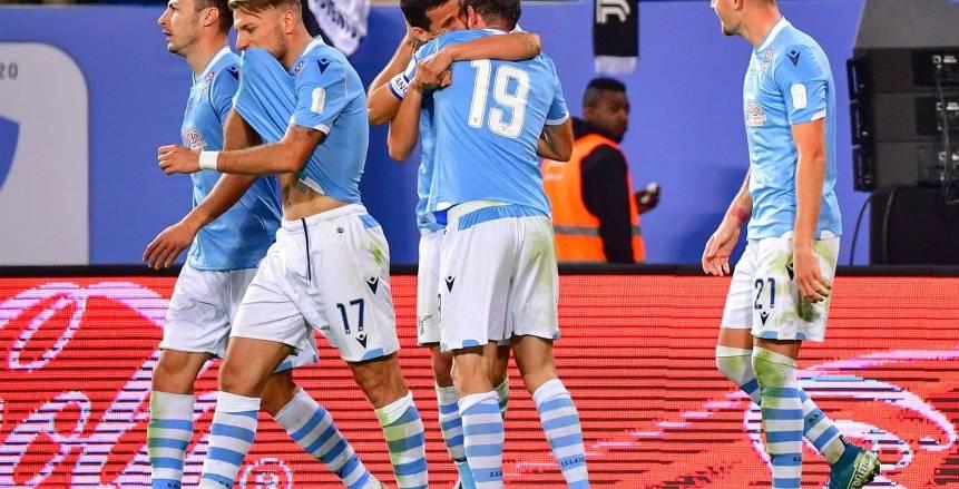 الدوري الإيطالي.. لاتسيو يهزم بريشيا بثنائية وهيلاس فيرونا يسقط سبال