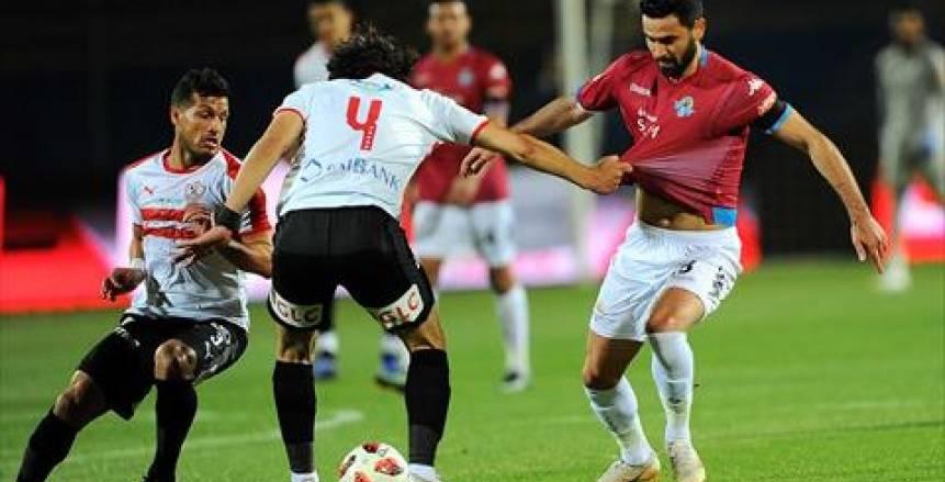 موعد مباراة الزمالك وبيراميدز والقنوات الناقلة لنهائي كأس مصر 2019