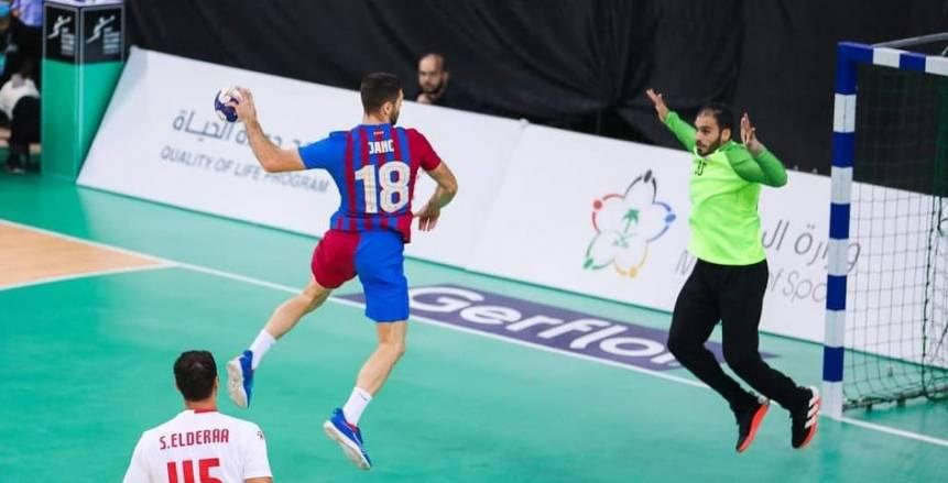 شوبير: لاعبو يد الزمالك «رجالة» الفريق كان «شكله حلو» أمام برشلونة