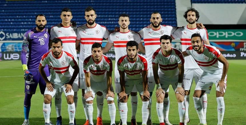 الزمالك يعلن قائمته لمعسكر قبرص بـ 25 لاعبا
