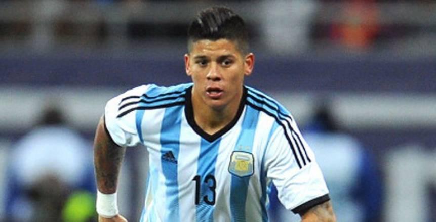 بالفيديو| «ماركوس روخو» يحرز ثاني أهداف الأرجنتين أمام نيجيريا
